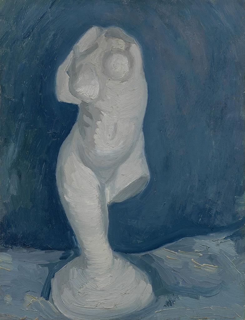 """Винсент ван Гог (Vincent van Gogh), """"Торс Венеры (3)"""""""