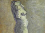 """Винсент ван Гог (Vincent van Gogh), """"Гипсовый женский торс (2)"""""""