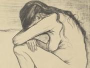 "Винсент ван Гог (Vincent van Gogh), ""Скорбь"""