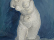"""Винсент ван Гог (Vincent van Gogh), """"Торс Венеры"""""""