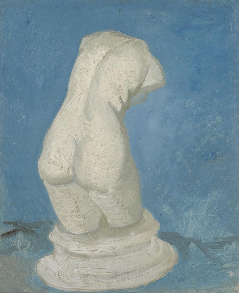 """Винсент ван Гог (Vincent van Gogh), """"Торс Венеры (2)"""""""