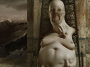 Коррадо Ванелли (Corrado Vanelli), Greed of the King, 3D works