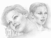 Коррадо Ванелли (Corrado Vanelli), Charlize Theron quick sketch