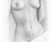 Коррадо Ванелли (Corrado Vanelli), Woman body study