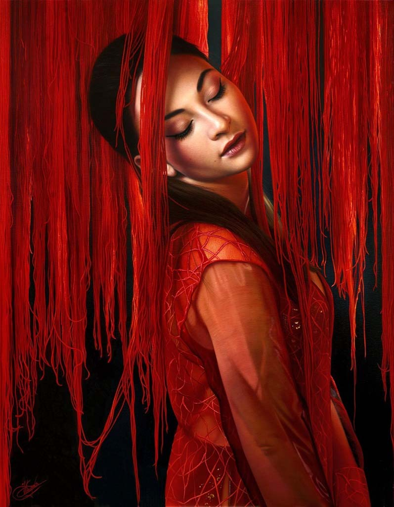 Кристиан Влегелс (Christiane Vleugels), Desire (Portraits)