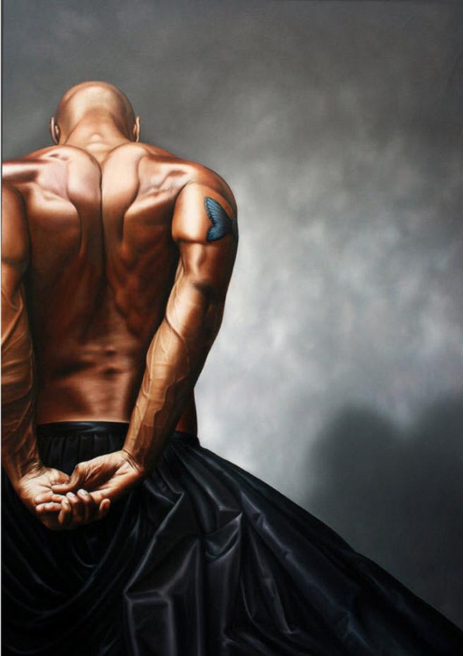 Кристиан Влегелс (Christiane Vleugels), Samourai (The Figure)