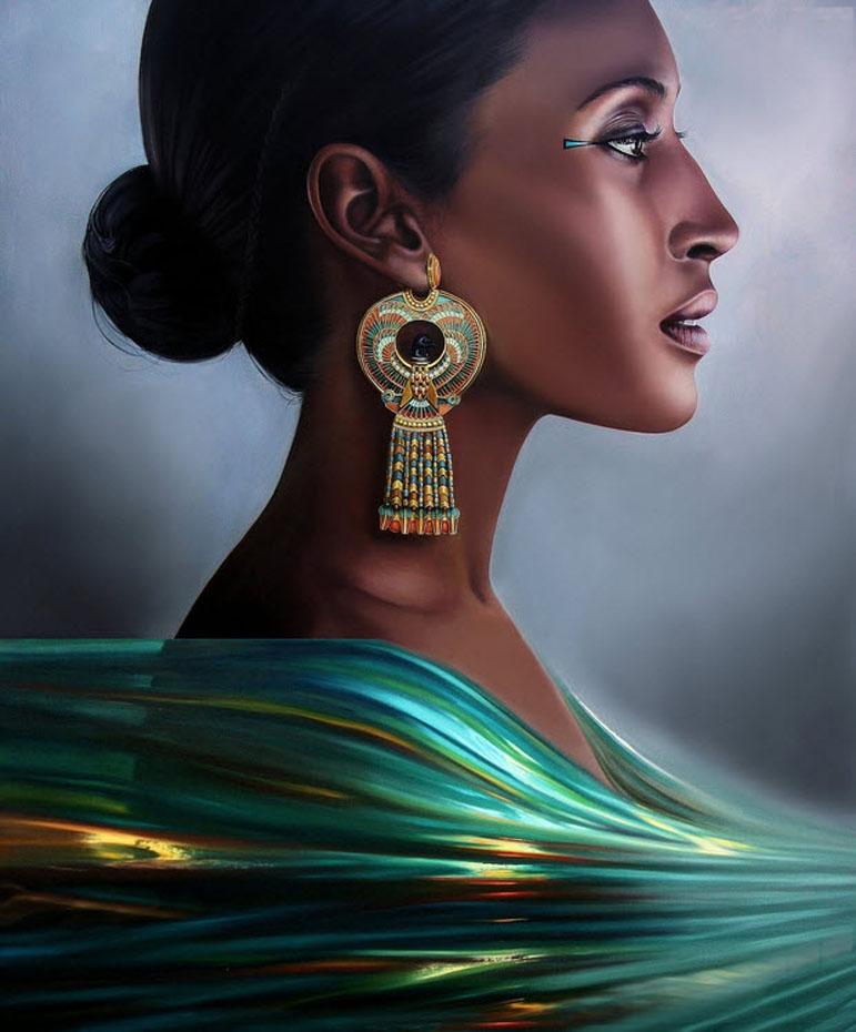 Кристиан Влегелс (Christiane Vleugels), Egyptian Queen (Fantasy)