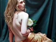 Кристиан Влегелс (Christiane Vleugels), White Peony (Romantic)