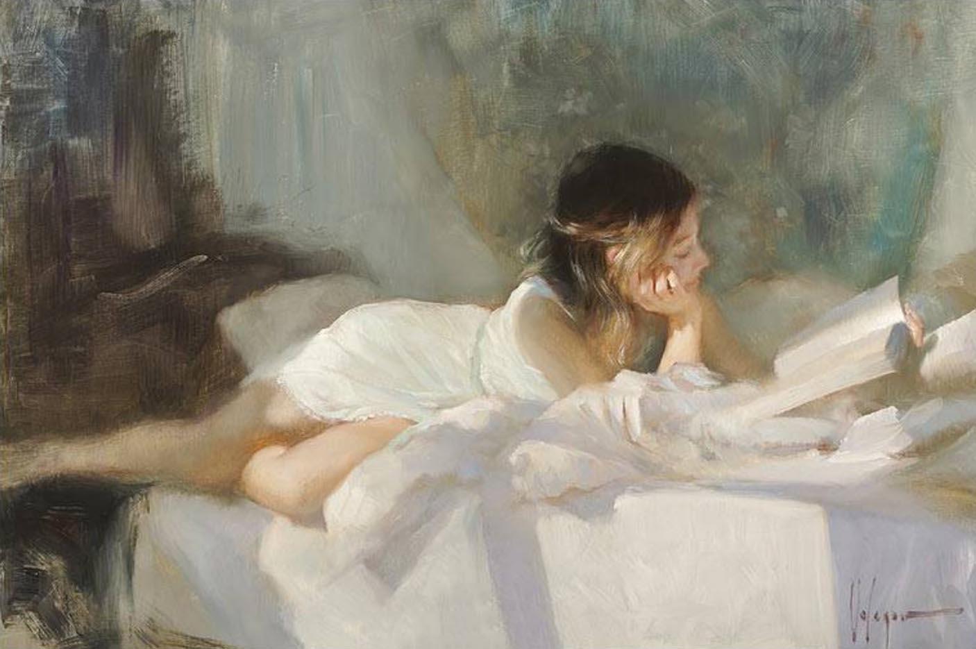 """Владимир Волегов (Vladimir Volegov) """"Morning novel"""""""