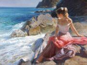 "Владимир Волегов (Vladimir Volegov) ""Girl of Martossa"""