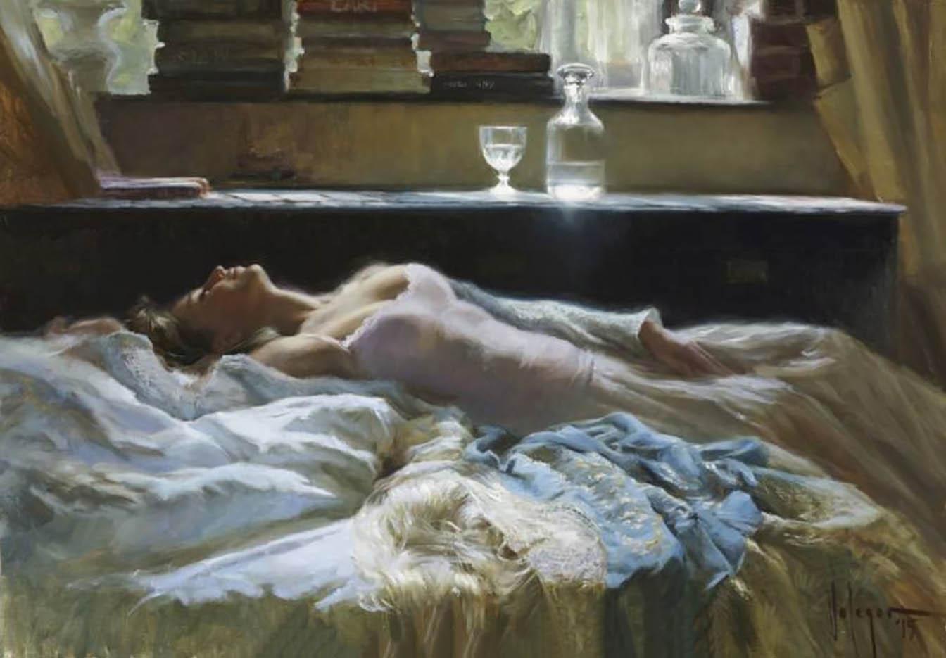 "Владимир Волегов (Vladimir Volegov) ""Woman in love"""