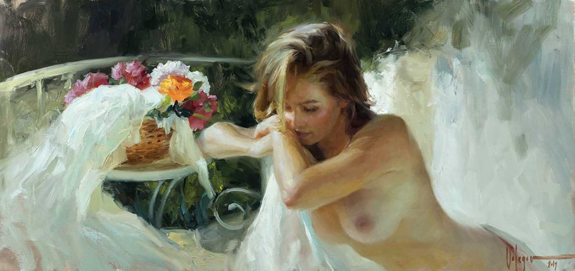 "Владимир Волегов (Vladimir Volegov) ""Mistery of love"""