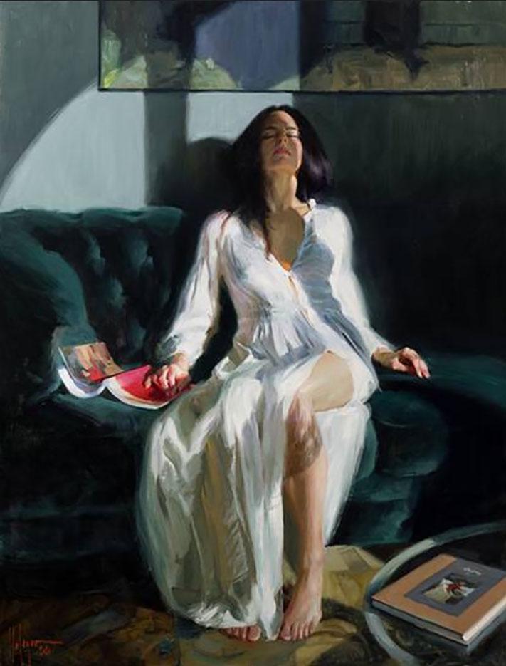 "Владимир Волегов (Vladimir Volegov) ""Thoughts of decadence"""