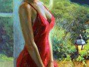 "Владимир Волегов (Vladimir Volegov) ""Scarlet flames of sensuality"""