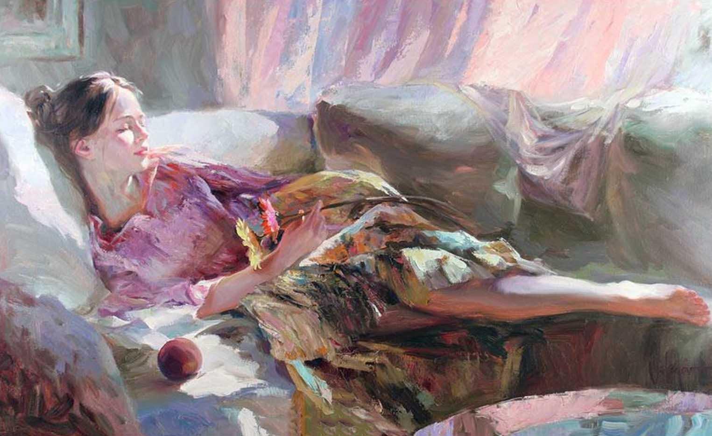 """Владимир Волегов (Vladimir Volegov) """"Pink dream"""""""