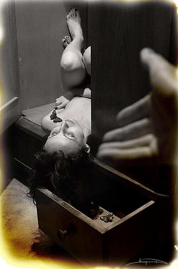 Дмитрий Ворсин (Dmitry Vorsin), Бабочки в шкафу. Часть 3