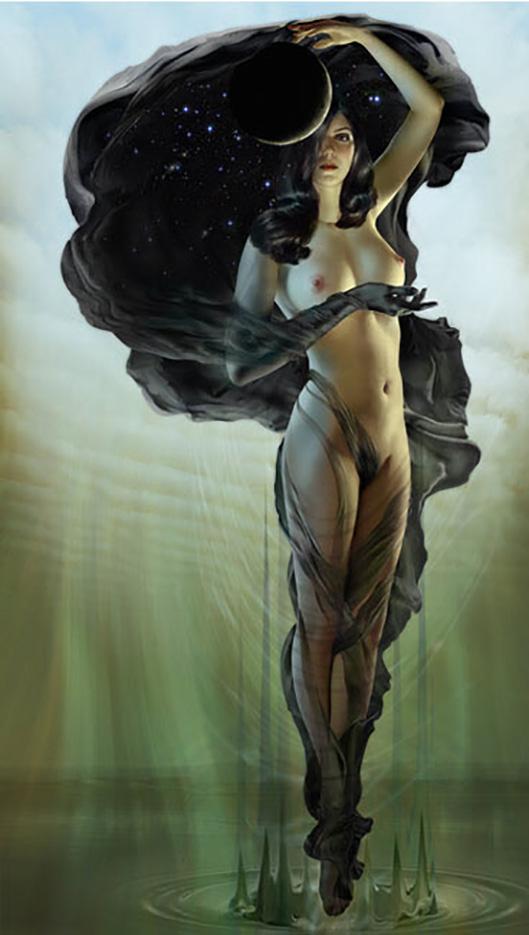 Джефф Вак (Jeff Wack), Nyx, Goddess Collection