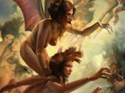 Джефф Вак (Jeff Wack), Nemesis and the Erinyes, Goddess Collection