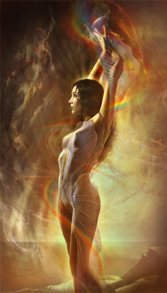 Джефф Вак (Jeff Wack), Iris, Goddess Collection