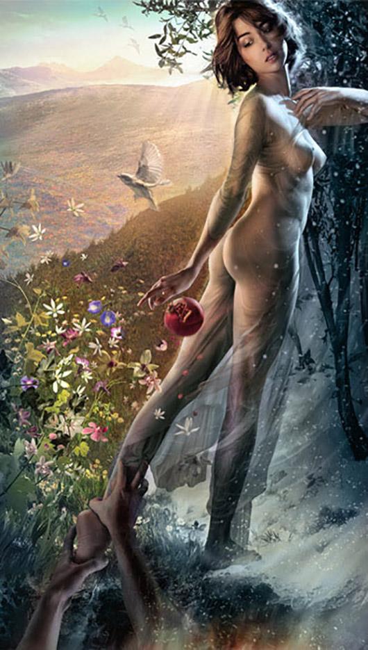 Джефф Вак (Jeff Wack), Persephone, Goddess Collection