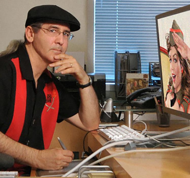 Джефф Вак (Jeff Wack), Фотография