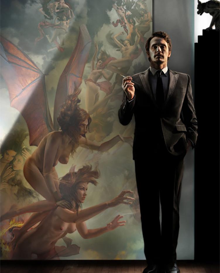 Джефф Вак (Jeff Wack), James Franco with Nemesis and the Erinyes, Los Angeles Collection