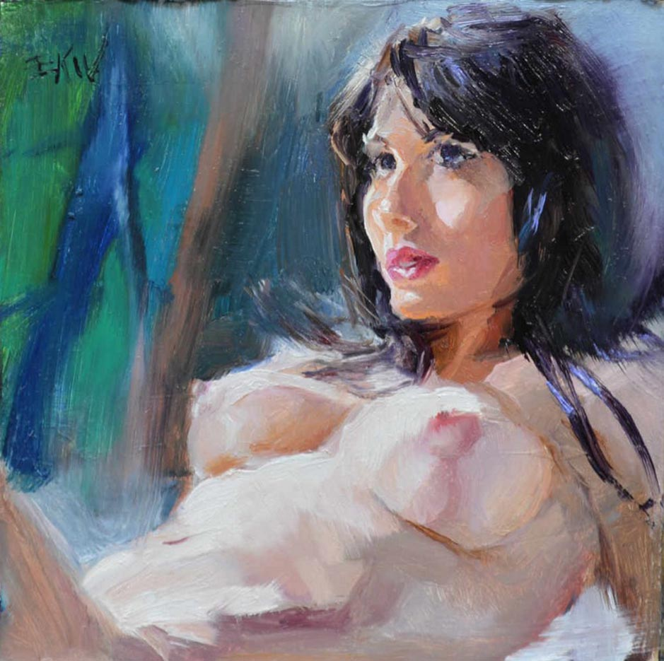 "Эрик Уоллис (Eric Wallis) ""Reclined"""