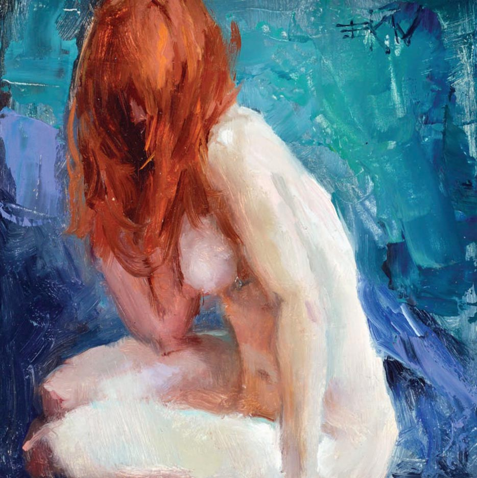 "Эрик Уоллис (Eric Wallis) ""Sitting"""