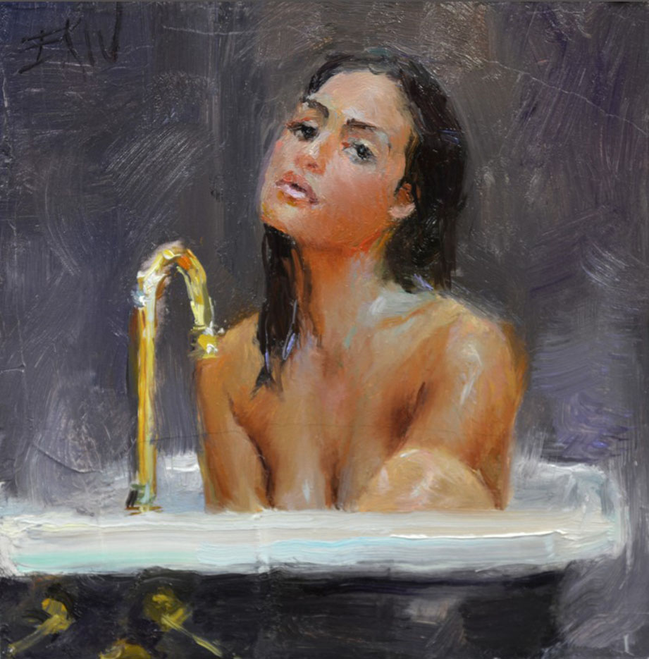 "Эрик Уоллис (Eric Wallis) ""Steam Bath"""