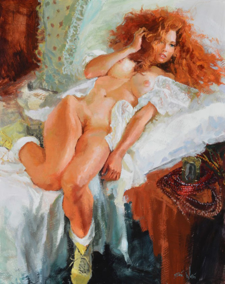 "Эрик Уоллис (Eric Wallis) ""Wild Red"""