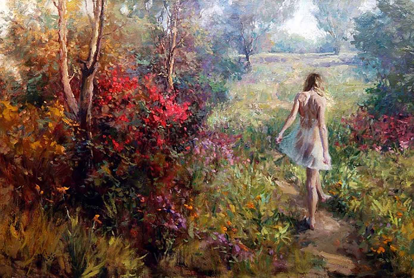 "Эрик Уоллис (Eric Wallis) ""Untitled – 111"""
