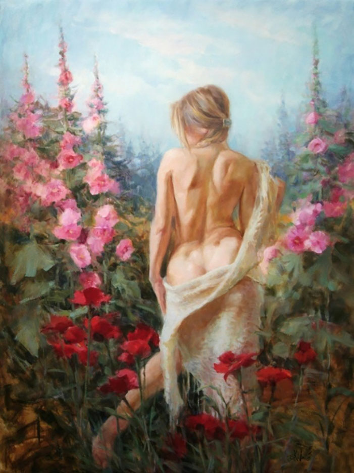 "Эрик Уоллис (Eric Wallis) ""Untitled – 114"""