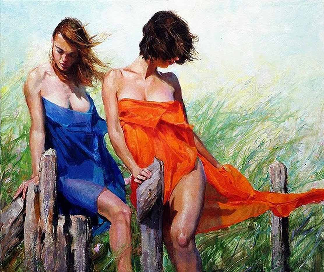 "Эрик Уоллис (Eric Wallis) ""Untitled – 116"""