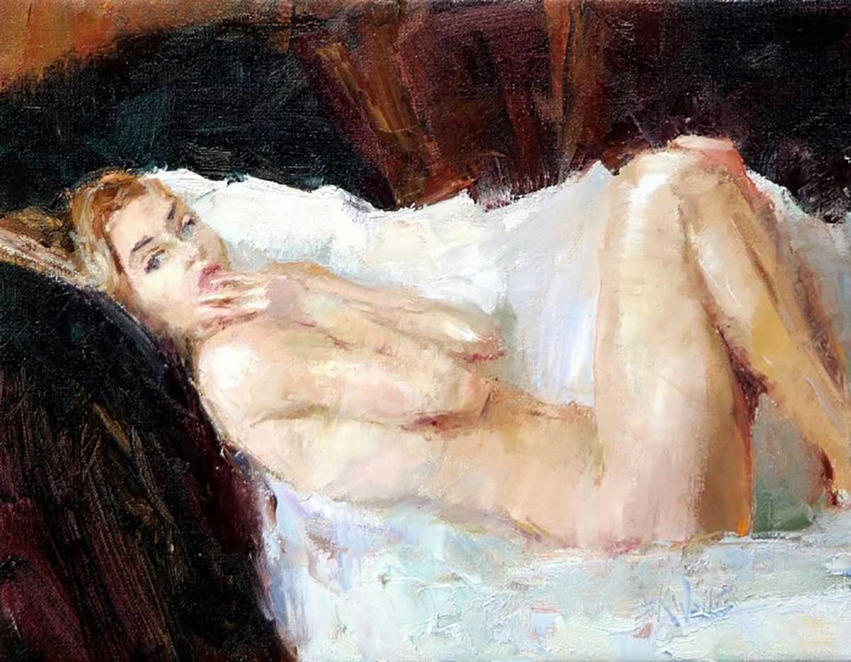 "Эрик Уоллис (Eric Wallis) ""Untitled – 121"""