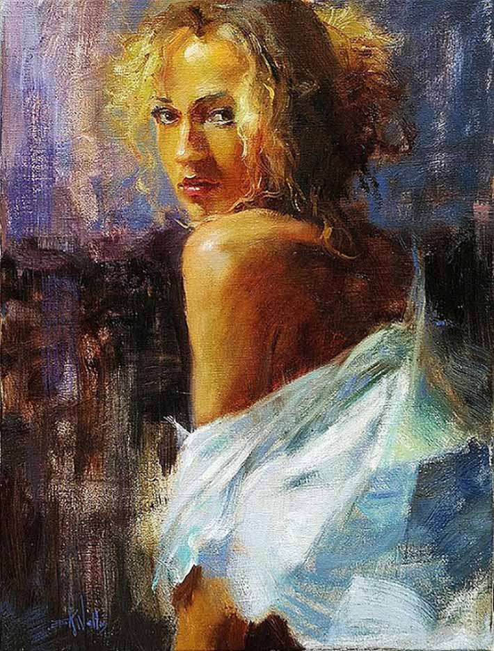 "Эрик Уоллис (Eric Wallis) ""Untitled – 125"""