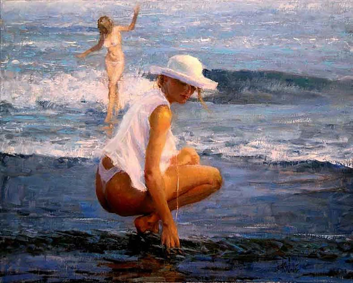 "Эрик Уоллис (Eric Wallis) ""Untitled – 127"""
