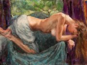 "Эрик Уоллис (Eric Wallis) ""Untitled – 131"""