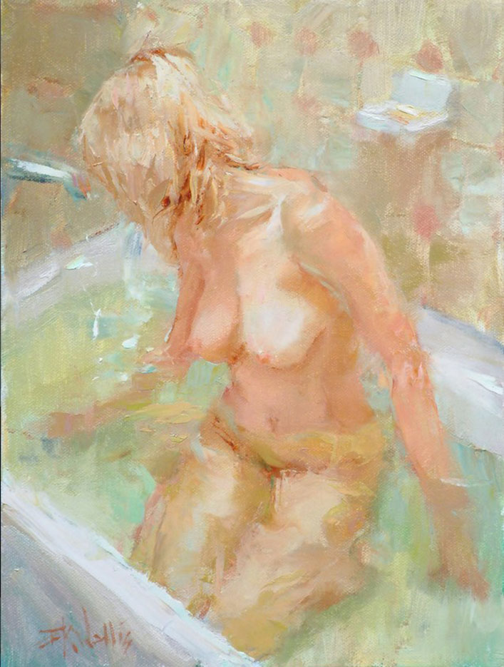 "Эрик Уоллис (Eric Wallis) ""Bathing"""