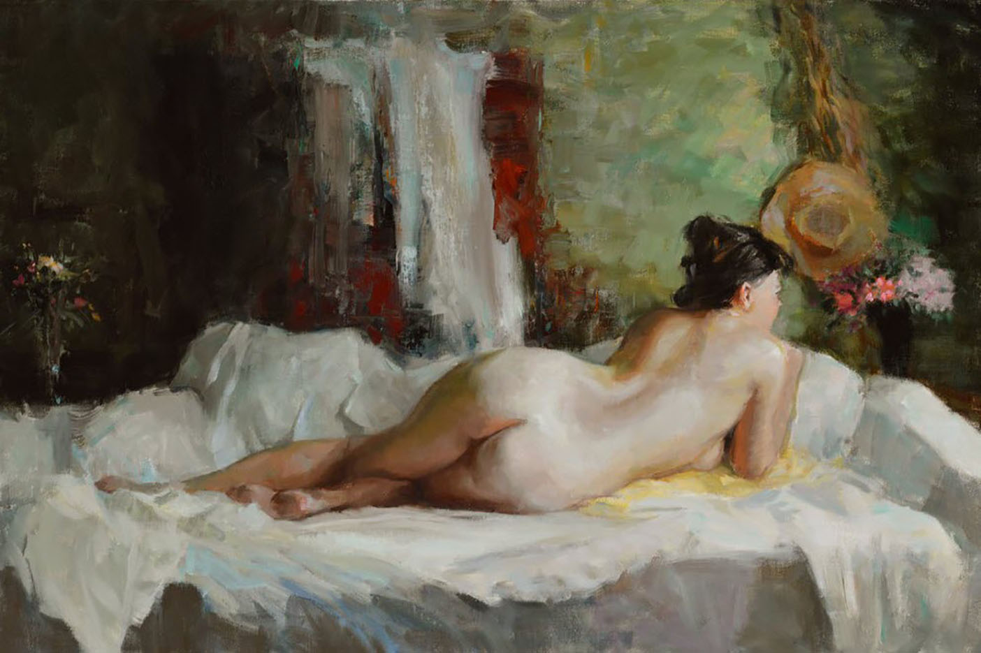 "Эрик Уоллис (Eric Wallis) ""In Repose"""