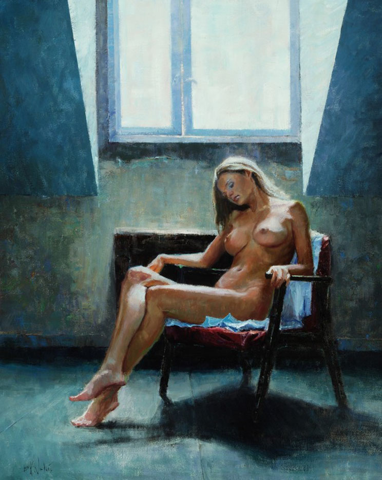 "Эрик Уоллис (Eric Wallis) ""Attic Chair"""