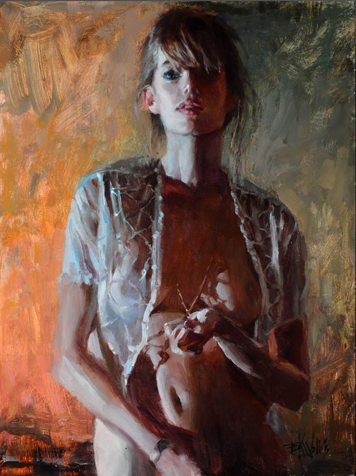 "Эрик Уоллис (Eric Wallis) ""Lace And Necklace"""