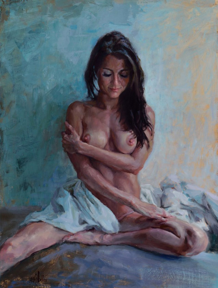 "Эрик Уоллис (Eric Wallis) ""Contentment"""