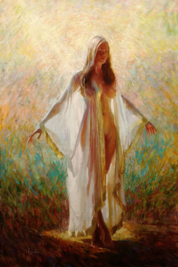 "Эрик Уоллис (Eric Wallis) ""Divine Apparition"""