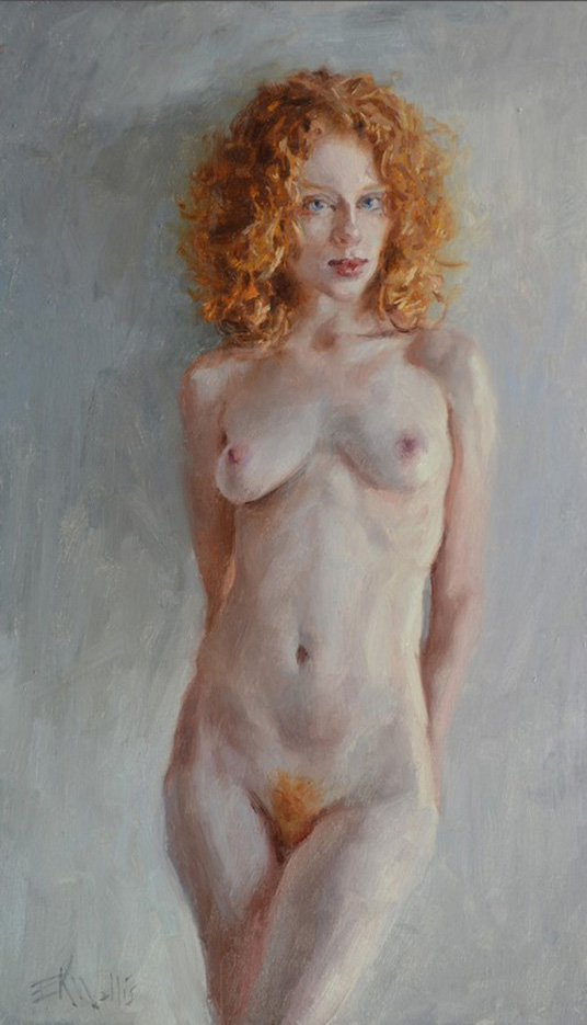 "Эрик Уоллис (Eric Wallis) ""Red Curls"""