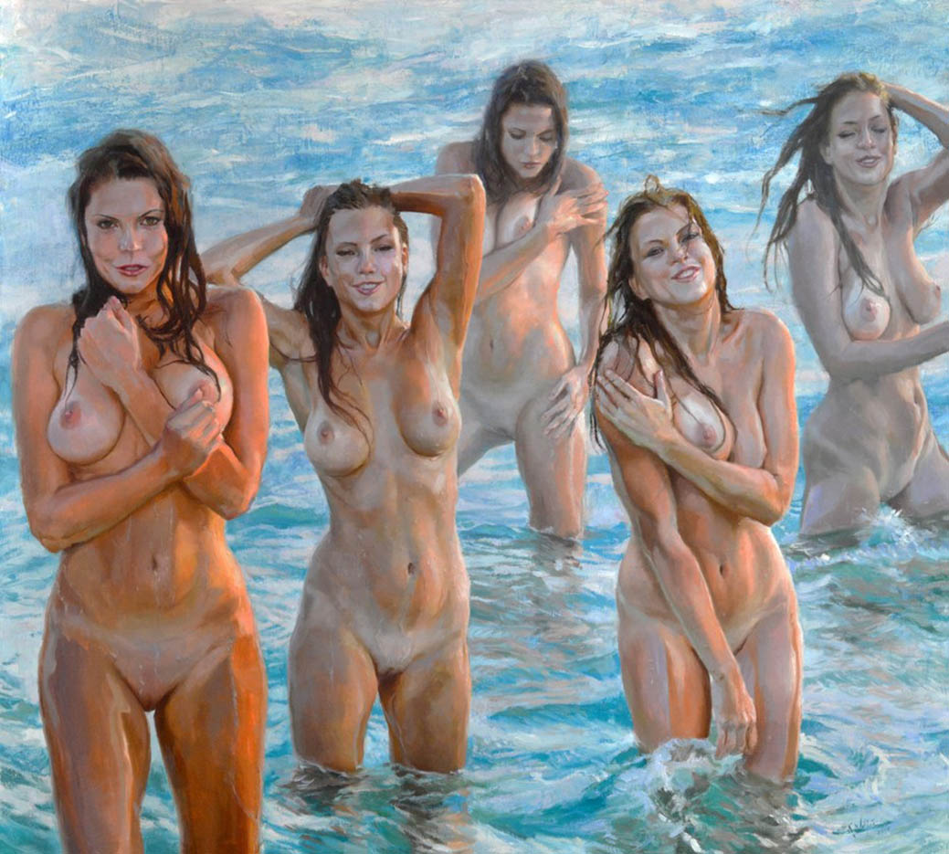 "Эрик Уоллис (Eric Wallis) ""The Sirens"""