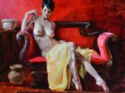 "Эрик Уоллис (Eric Wallis) ""Luxury In Red"""