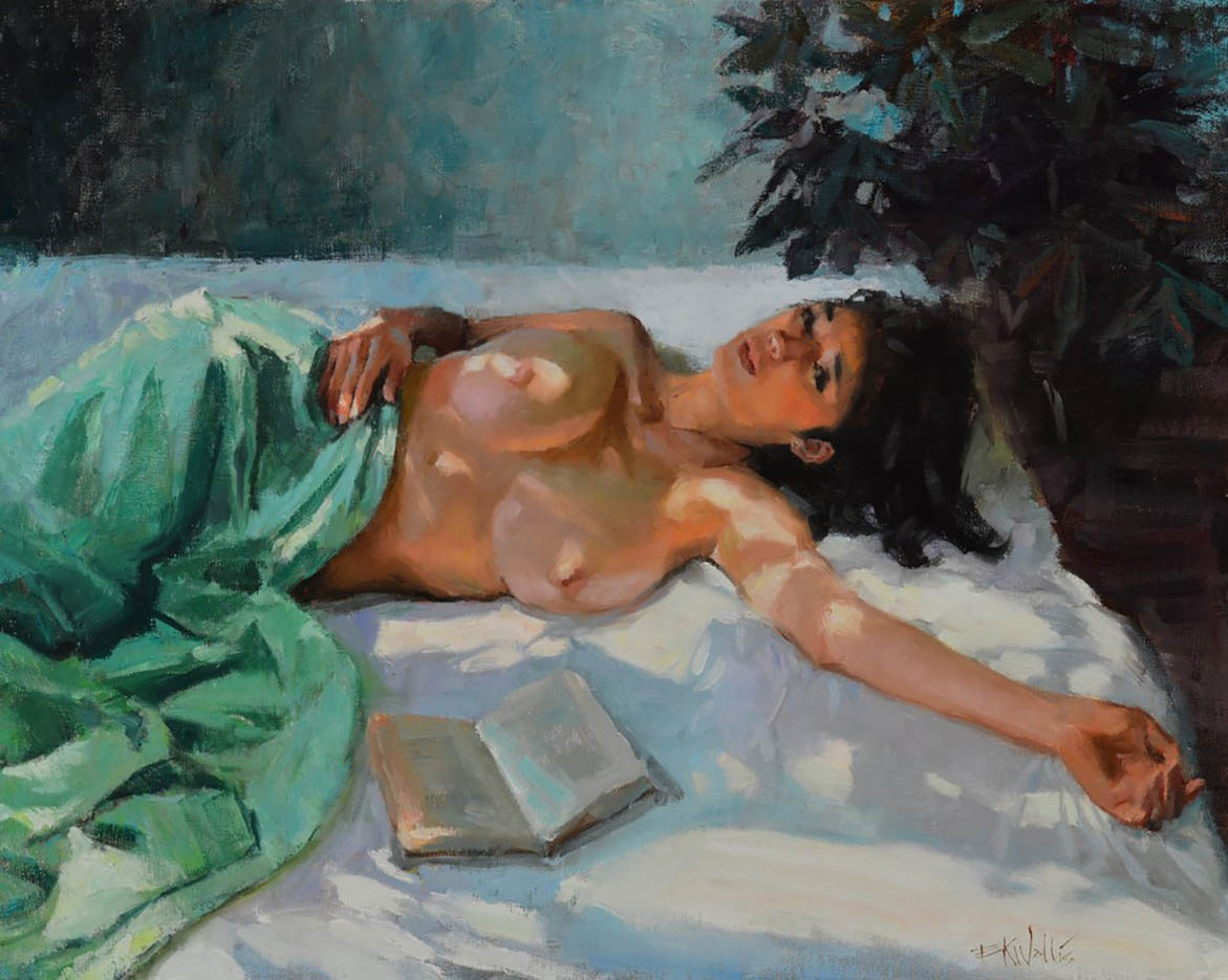 "Эрик Уоллис (Eric Wallis) ""Open Book"""