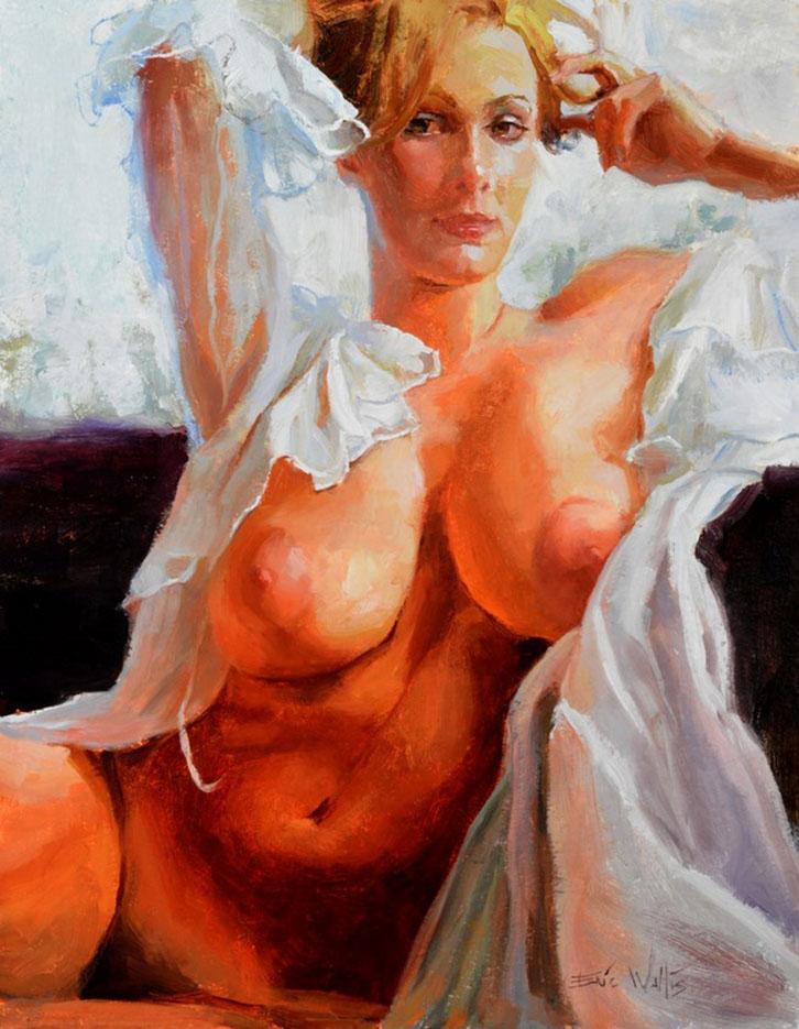 "Эрик Уоллис (Eric Wallis) ""Cozy Nude"""