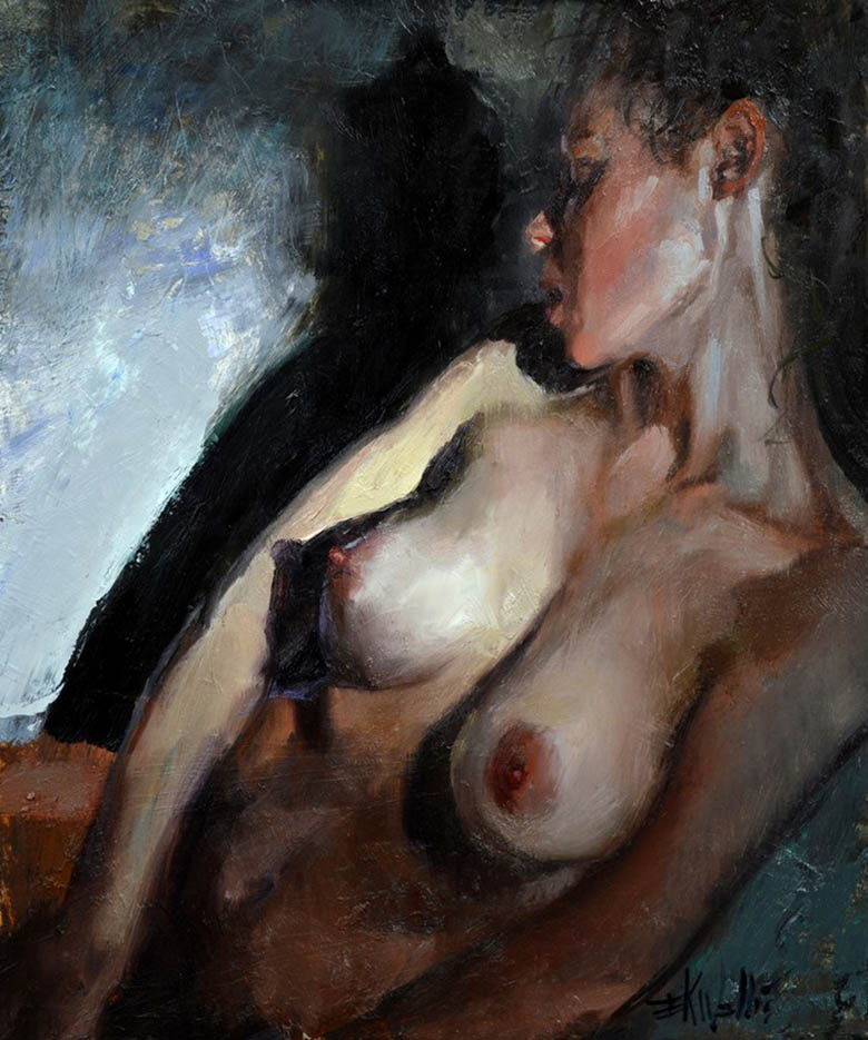 "Эрик Уоллис (Eric Wallis) ""Flushed"""