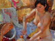 "Эрик Уоллис (Eric Wallis) ""Nude Picnic"""